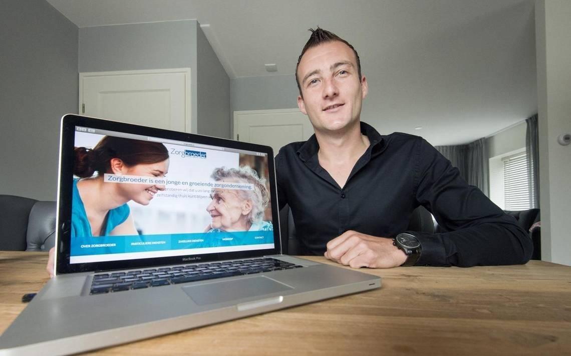 Startup Zorgbroeder wil de zorg beter maken met technologie