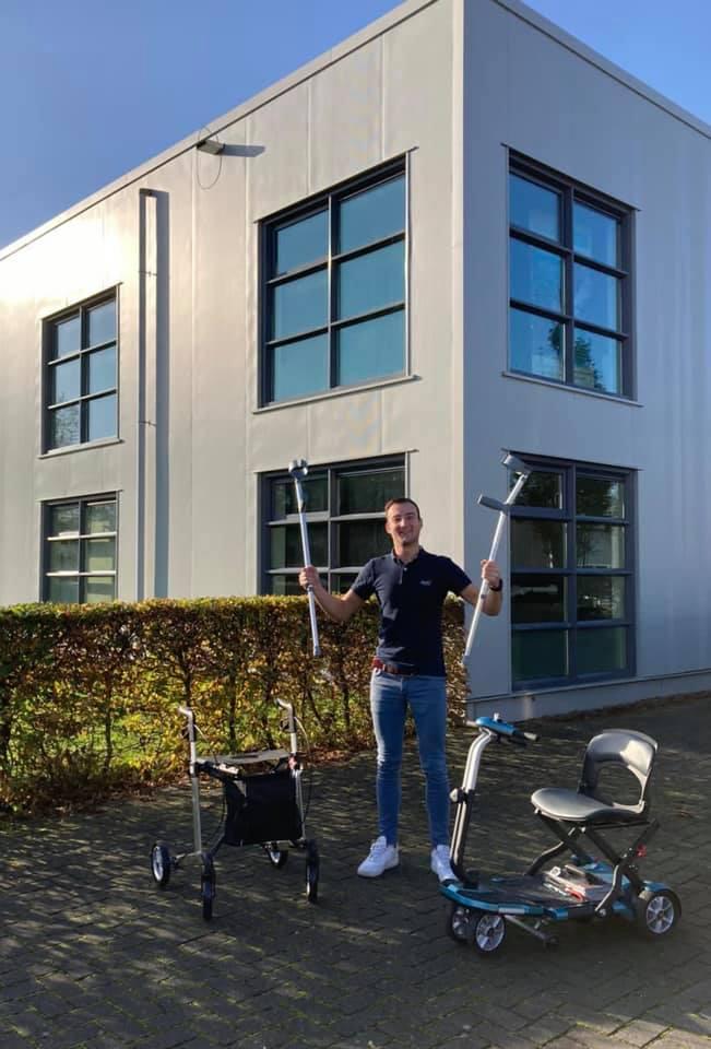 Zorgbroeder.nl opent nieuwe showroom in Surhuisterveen 🚀