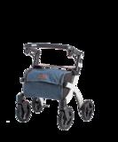 Rollator Rollz Flex, de rollator en boodschappentrolley in één!_