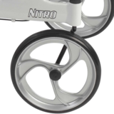 Rollator Drive Nitro | Modebewuste oudere._