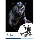 De Athlon SL Carbon lichtgewicht rollator