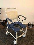 Douche/Toilet stoel van Rebotec