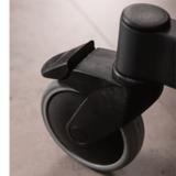 Unieke binnenrollator, ook te gebruiken als trippelstoel_