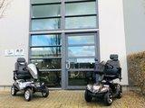 Elektrische rolstoel Kymco K-Chair | Splinternieuw_