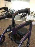 Rollz Motion 2 - Rolstoel en Rollator in één | Showroommodel_