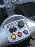 Kymco Midi XLS vierwiel scootmobiel   Splinternieuw   LED