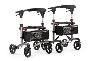 MultiMotion Trollimaster RA60 | Compleet met afsluitbare tas en rugband