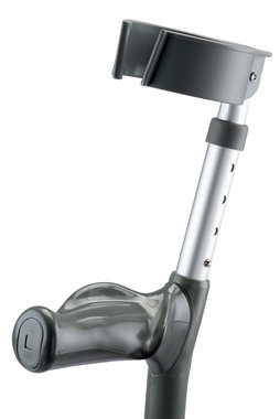 Elleboogkrukken met ergonomische handvatten