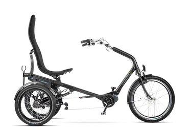 Driewieler Cortes | De krachtigste driewieler in zijn klasse