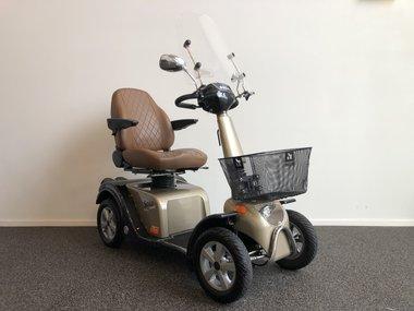 Life & Mobility Solo Elegance | Vierwiel scootmobiel | 18 KM