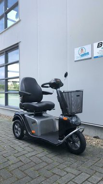 Scootmobiel   Life & Mobility   Solo 3 Comfort   19 km/u