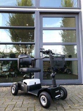 Life & Mobility Vivo   Scootmobiel   Demontabel  