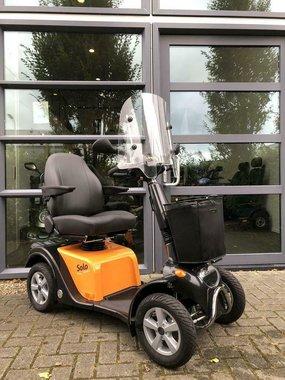 Life & Mobility Solo Comfort | Vierwiel scootmobiel | 18 KM