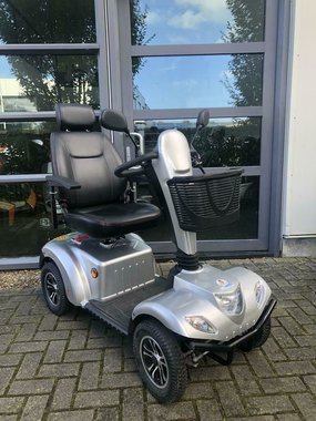 Vierwiel scootmobiel | Vermeiren carpo 2 Special Edition SE