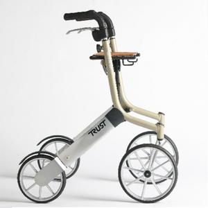 TrustCare Let's Go Out rollator | Stijlvol & Elegant