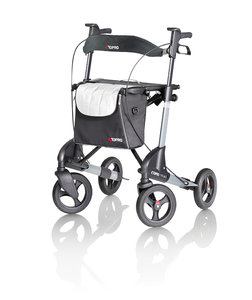 Rollator Topro Troja 2G | Zachte wielen | 7 jaar garantie