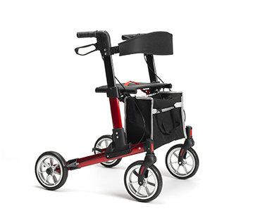 Vermeiren Quava rollator (2020 model) | Eindelijk een Betaalbare Reisrollator